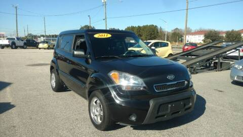 2011 Kia Soul for sale at Kelly & Kelly Supermarket of Cars in Fayetteville NC