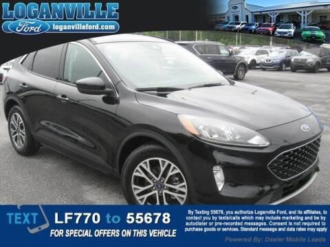 2020 Ford Escape for sale at Loganville Ford in Loganville GA