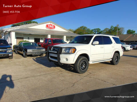 2004 Toyota Sequoia for sale at Turner Auto Group in Greenwood MS