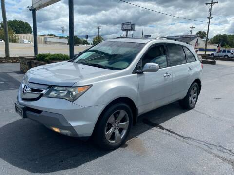 2009 Acura MDX for sale at Import Auto Mall in Greenville SC
