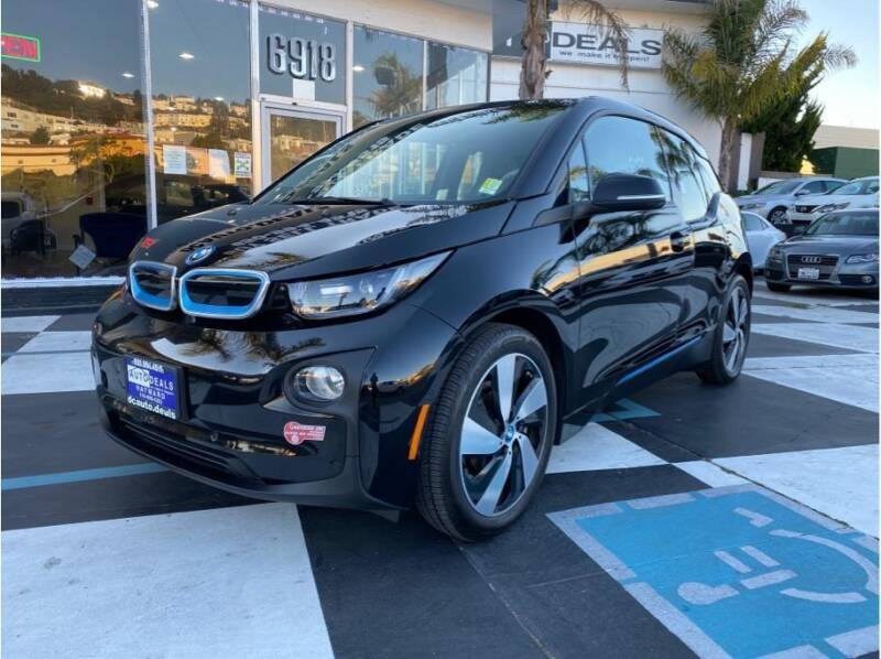 2017 BMW i3 for sale at AutoDeals in Daly City CA