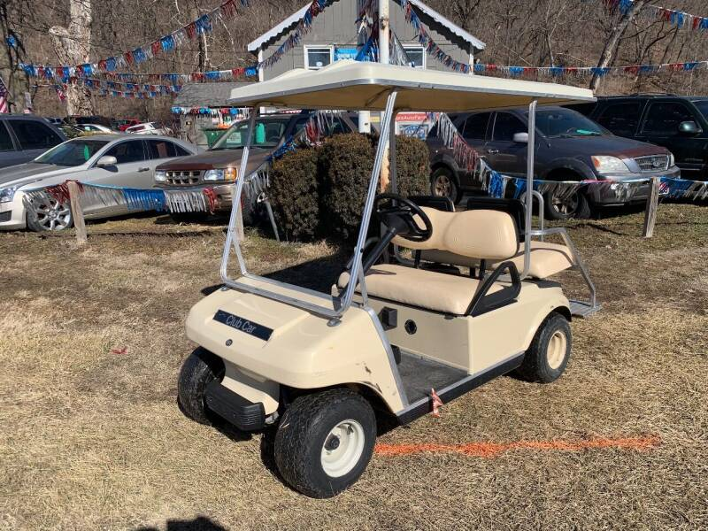 2004 Club Car Golf Cart for sale at Korz Auto Farm in Kansas City KS