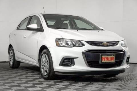 2017 Chevrolet Sonic for sale at Washington Auto Credit in Puyallup WA