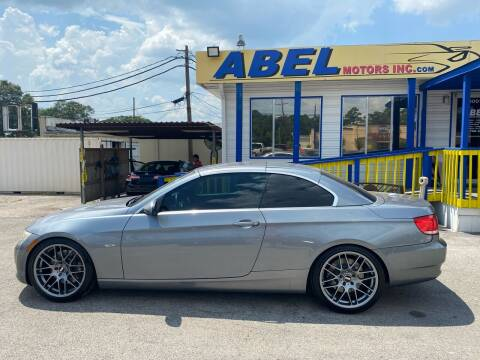 2007 BMW 3 Series for sale at Abel Motors, Inc. in Conroe TX
