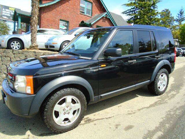 2006 Land Rover LR3 for sale at Carsmart in Seattle WA