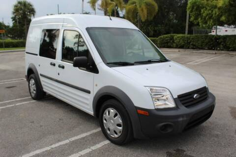 2013 Ford Transit Connect for sale at Truck and Van Outlet - Miami Inventory in Miami FL