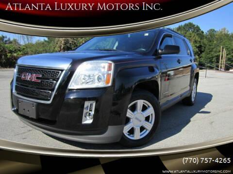2014 GMC Terrain for sale at Atlanta Luxury Motors Inc. in Buford GA