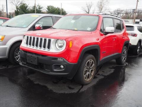 2016 Jeep Renegade for sale at Buhler and Bitter Chrysler Jeep in Hazlet NJ