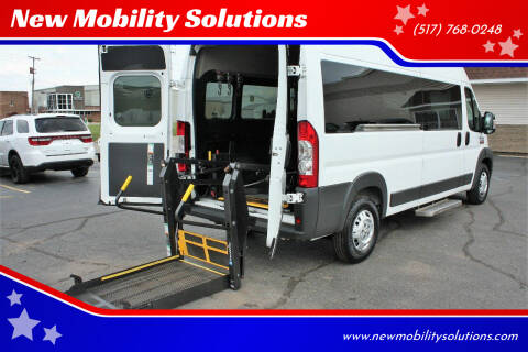 2014 RAM ProMaster Window for sale at New Mobility Solutions in Jackson MI