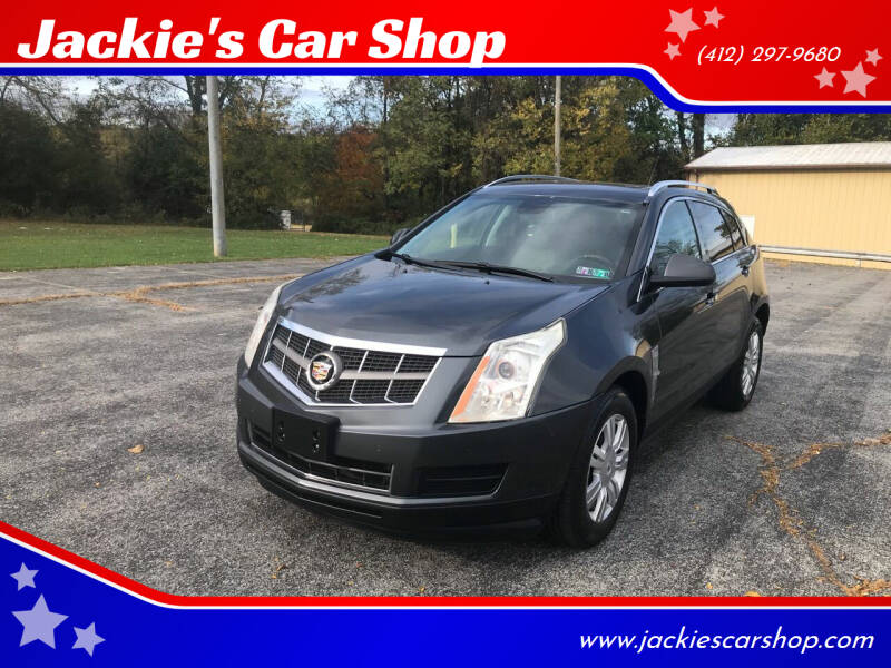 2011 Cadillac SRX for sale at Jackie's Car Shop in Emigsville PA
