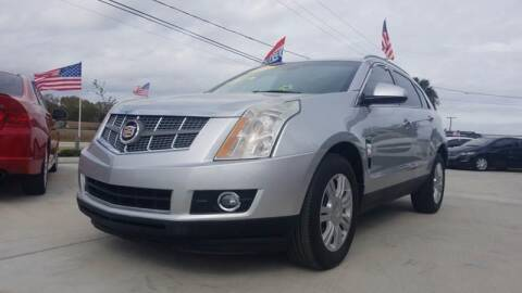 2010 Cadillac SRX for sale at GP Auto Connection Group in Haines City FL