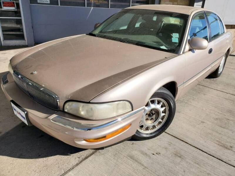 1999 Buick Park Avenue for sale at Car Planet Inc. in Milwaukee WI