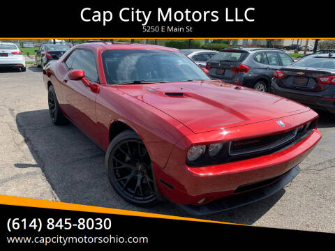 2009 Dodge Challenger for sale at Cap City Motors LLC in Columbus OH