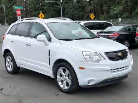 2014 Chevrolet Captiva Sport for sale at ALHAMADANI AUTO SALES in Spanaway WA