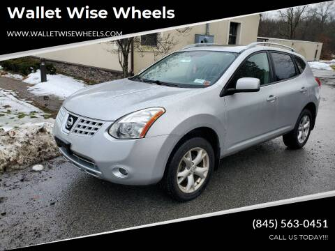 2009 Nissan Rogue for sale at Wallet Wise Wheels in Montgomery NY