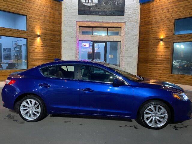 2017 Acura ILX for sale at Hamilton Motors in Lehi UT