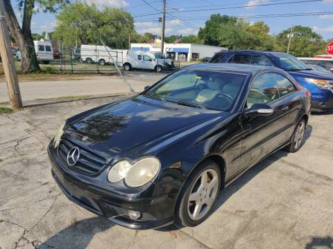 2007 Mercedes-Benz CLK for sale at Advance Import in Tampa FL