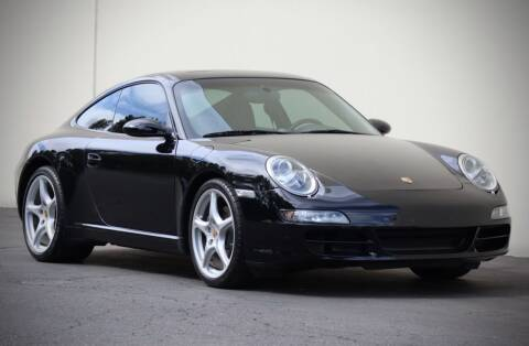 2007 Porsche 911 for sale at MS Motors in Portland OR