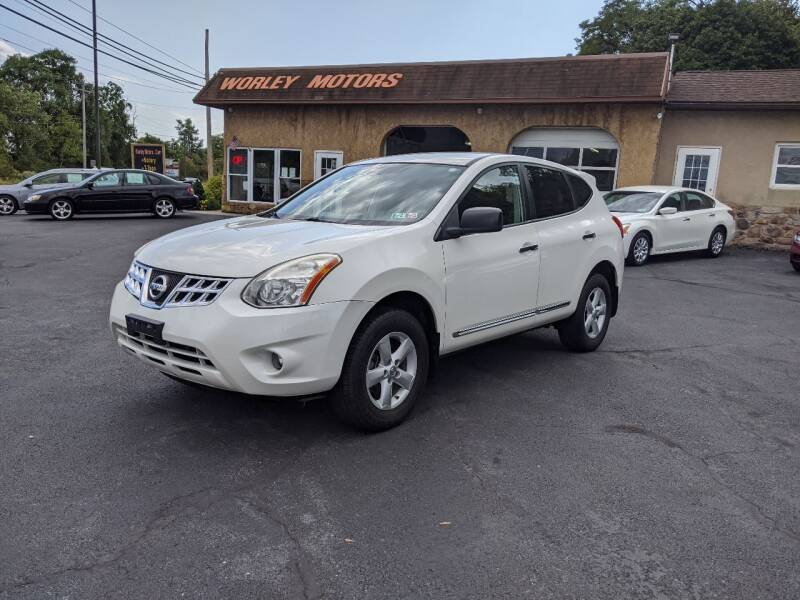 2012 Nissan Rogue for sale at Worley Motors in Enola PA