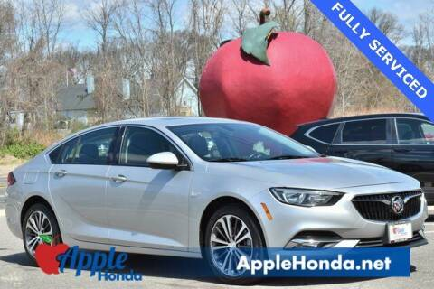 2018 Buick Regal Sportback for sale at APPLE HONDA in Riverhead NY