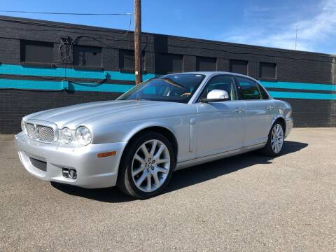2008 Jaguar XJ-Series for sale at Peppard Autoplex in Nacogdoches TX