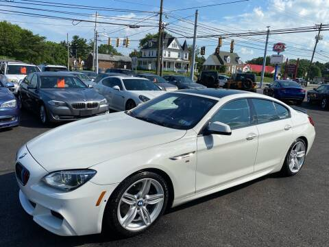 2014 BMW 6 Series for sale at Masic Motors, Inc. in Harrisburg PA
