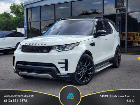 2017 Land Rover Discovery for sale at Automaxx in Tampa FL