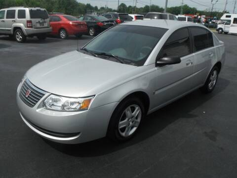2007 Saturn Ion for sale at Morelock Motors INC in Maryville TN