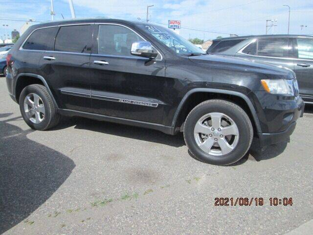 2012 Jeep Grand Cherokee for sale in Billings, MT