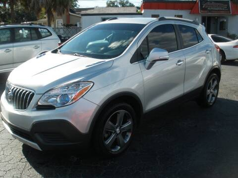 2014 Buick Encore for sale at Priceline Automotive in Tampa FL
