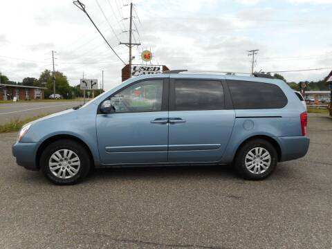 2011 Kia Sedona for sale at O K Used Cars in Sauk Rapids MN