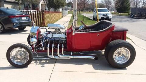 1925 Ford Model T for sale at Classic Car Deals in Cadillac MI