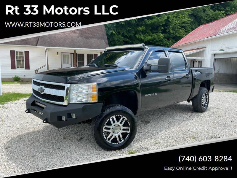 2009 Chevrolet Silverado 1500 for sale at Rt 33 Motors LLC in Rockbridge OH