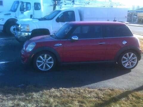 2011 MINI Cooper for sale at University Auto Sales Inc in Pocatello ID