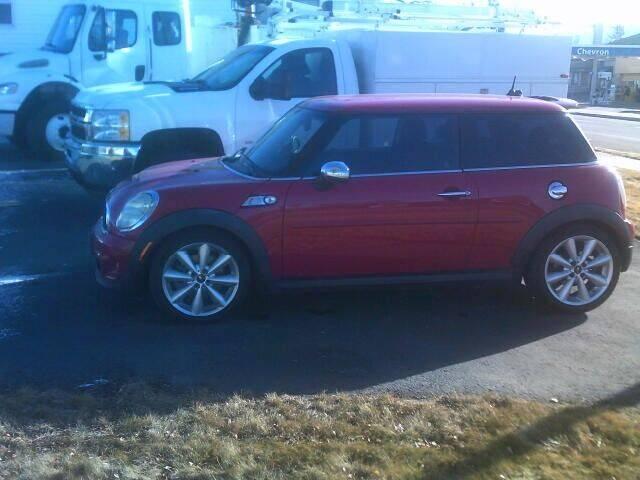 2011 MINI Cooper for sale at University Auto Sales Inc in Pocatello ID