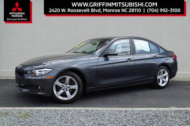 2015 BMW 3 Series for sale at Griffin Mitsubishi in Monroe NC
