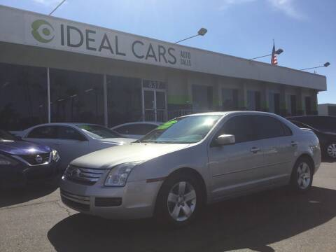 2007 Ford Fusion for sale at Ideal Cars Atlas in Mesa AZ