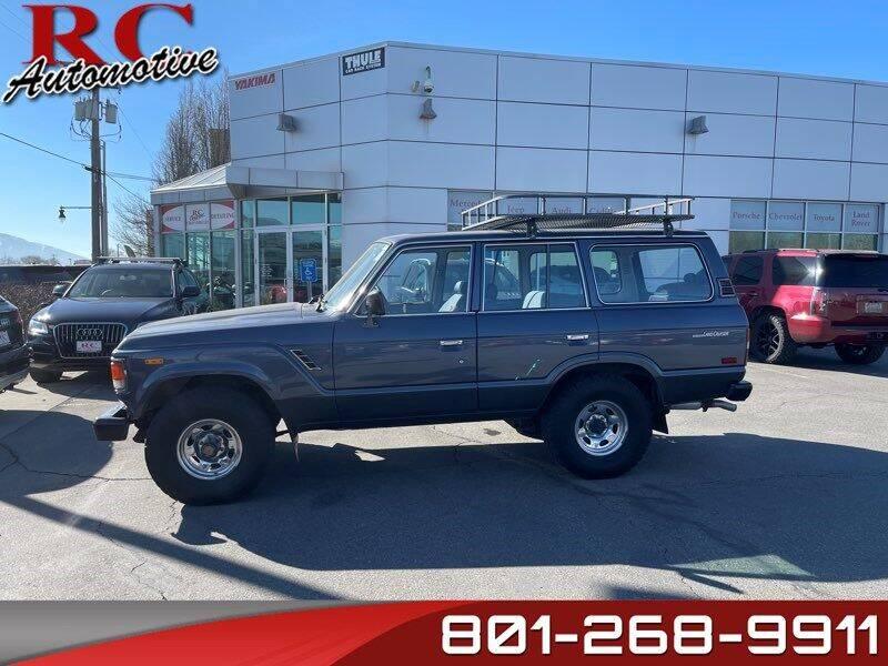 1985 Toyota Land Cruiser for sale in Salt Lake City, UT
