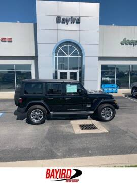 2019 Jeep Wrangler Unlimited for sale at Bayird Truck Center in Paragould AR