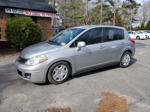 2010 Nissan Versa for sale at Tri State Auto Brokers LLC in Fuquay Varina NC
