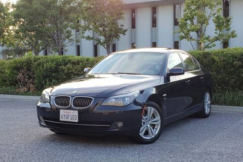 2009 BMW 5 Series for sale at Carfornia in San Jose CA