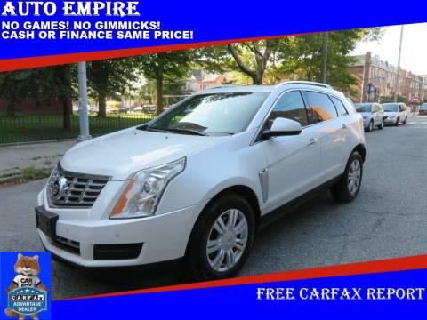 2014 Cadillac SRX for sale at Auto Empire in Brooklyn NY