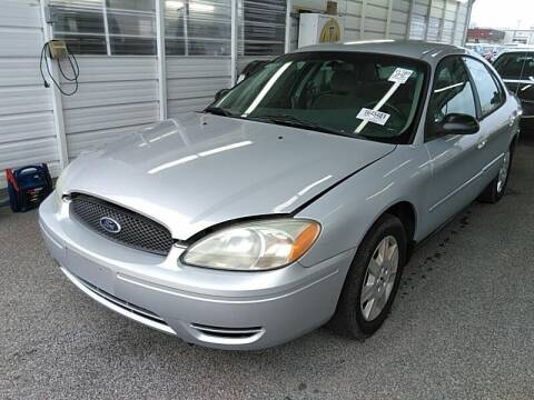 2004 Ford Taurus for sale at Cj king of car loans/JJ's Best Auto Sales in Troy MI