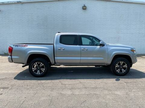 2017 Toyota Tacoma for sale at Smart Chevrolet in Madison NC