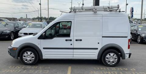 2012 Ford Transit Connect for sale at Broadway Garage of Columbia County Inc. in Hudson NY
