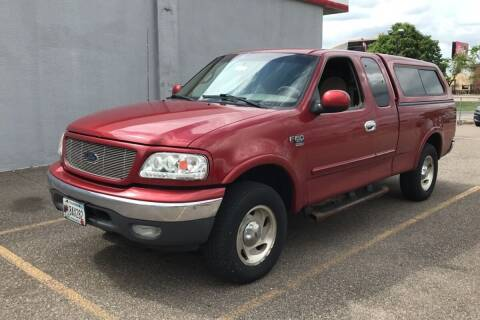 2000 Ford F-150 for sale at Cannon Falls Auto Sales in Cannon Falls MN