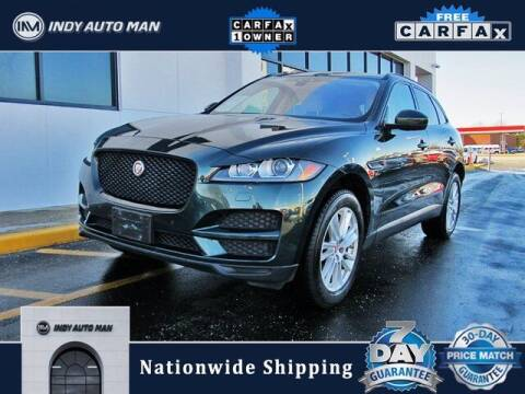 2018 Jaguar F-PACE for sale at INDY AUTO MAN in Indianapolis IN