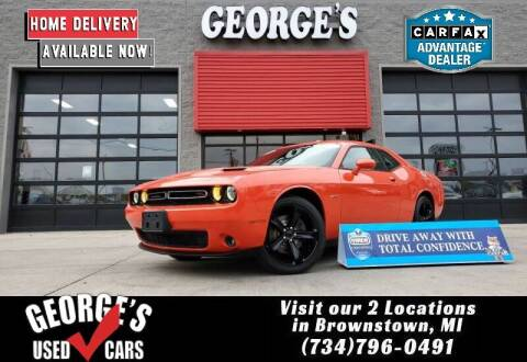 2017 Dodge Challenger for sale at George's Used Cars - Pennsylvania & Allen in Brownstown MI