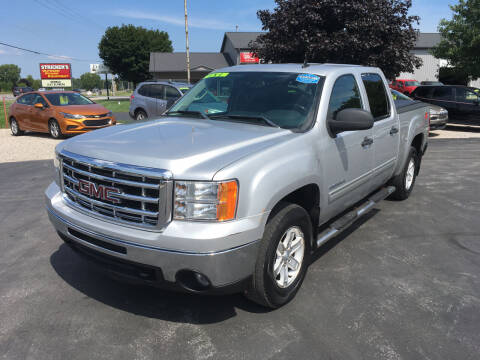 2011 GMC Sierra 1500 for sale at JACK'S AUTO SALES in Traverse City MI