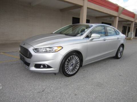 2013 Ford Fusion for sale at PRIME AUTOS OF HAGERSTOWN in Hagerstown MD